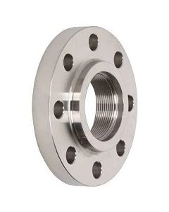 300# Class 316 SS FNPT Raised Face Pipe Thread Flange - Select Pipe Size for Price