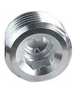 "50 Pack of Aluminum 3/4"" NPT Socket Allen Head Plug 150"