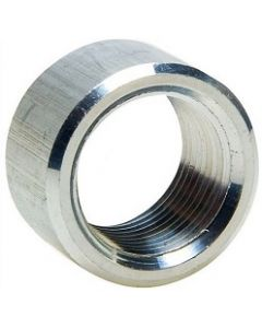 Aluminum NPT Weld Bung Half Coupling Class 150 Fitting  - Select Size for Price
