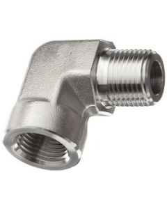 High Pressure Forged Steel Street 90 Degree Elbow Fitting  - Select Size for Price