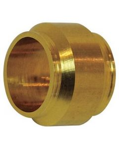 Brass Metric Compression Ferrule Sleeve MM Rings  - Select Size for Price
