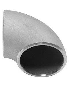 SCH-10 SS 304 Butt Weld 90 Degree Elbow Short Radius - Select Size for Price