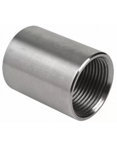 304 SS NPT Full Coupling Stainless Steel Class 150 Fitting  - Select Size for Price