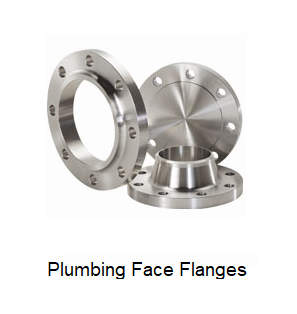 Plumbing Face Flange Fittings